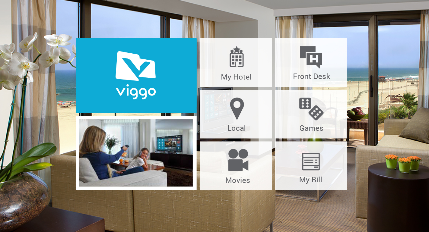 Viggo.tv for Hotels